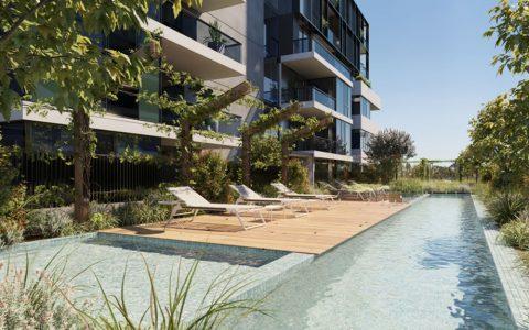 澳洲地产商Pace启动墨尔本东郊四座塔楼开发