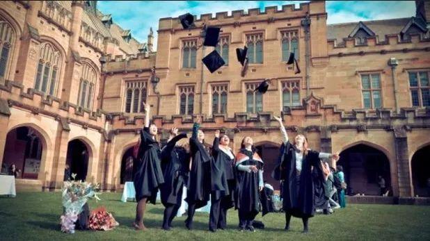 澳大利亚维州留学生数破纪录,中国学生占主导位置