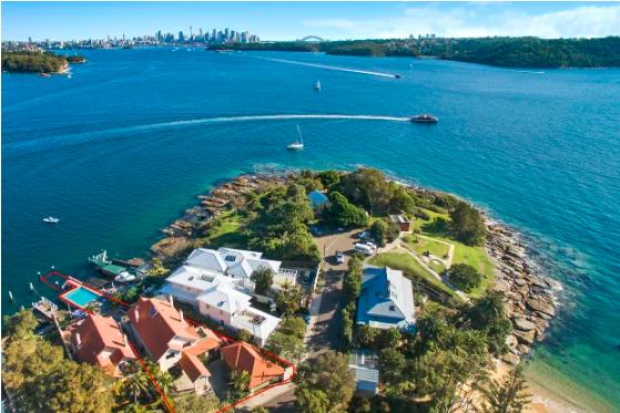 香港传媒大亨悉尼豪宅背后神秘买家现身,最终成交价为1680万澳币