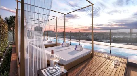 悉尼开发商Icon Oceania拟1亿澳币出售市中心Vibe酒店