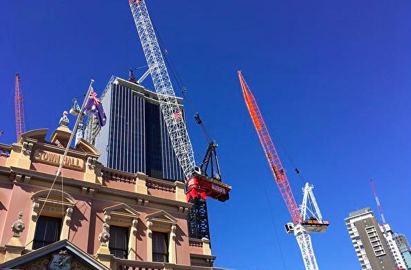 房市低迷建筑业萧条 可能引发另一次繁荣