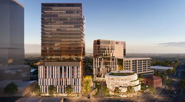 """澳大利亚建筑商Built签署4亿大单,助力利物浦打造""""悉尼第三大CBD"""""""
