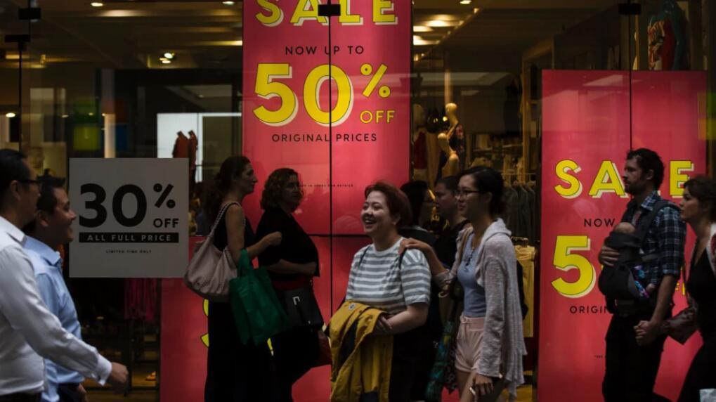 """购物中心业主开始感受到零售业下滑的""""凛冽寒风"""""""
