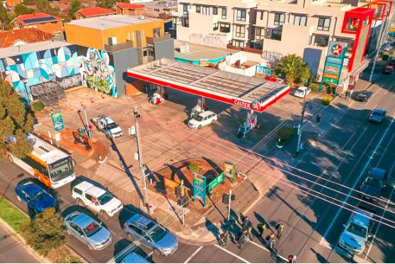 Caltex拟1亿澳币出售旗下25家加油站