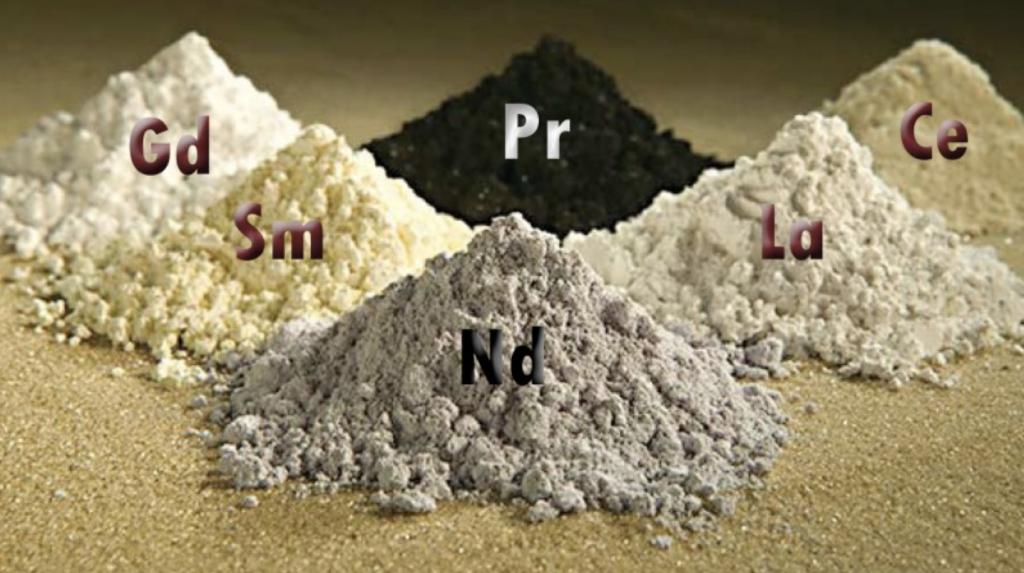 澳洲将帮助美国寻找和生产稀土矿