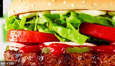 """联邦科学与工业研究组织(CSIRO)与外卖大亨合作制""""植物肉""""汉堡包"""