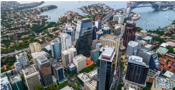 澳大利亚多元化开发商Stockland斥资1.21亿澳币买下北悉尼两座写字楼