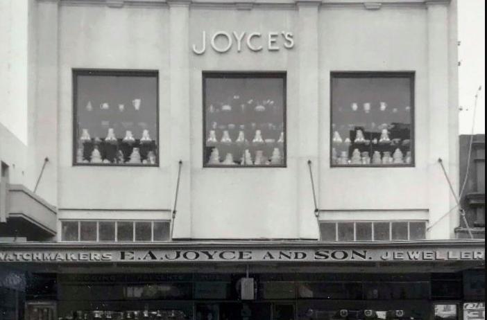 不敌网购,经营了126年的Joyce珠宝店将关门