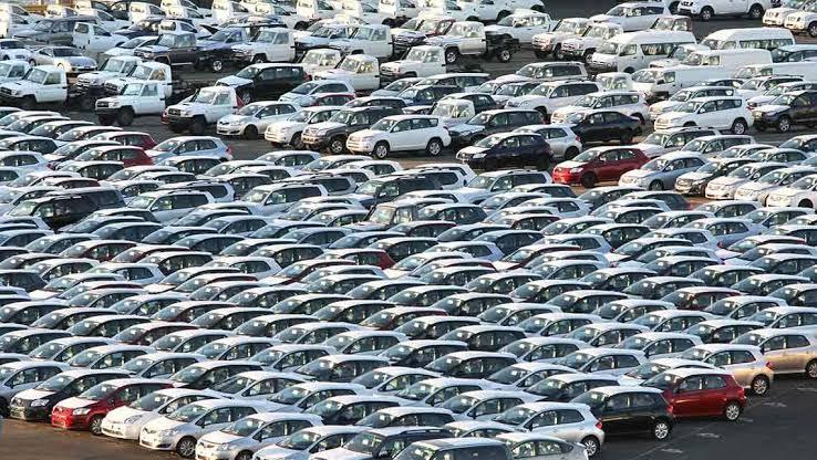 全球新车销量大幅下滑,到达10年来最低点