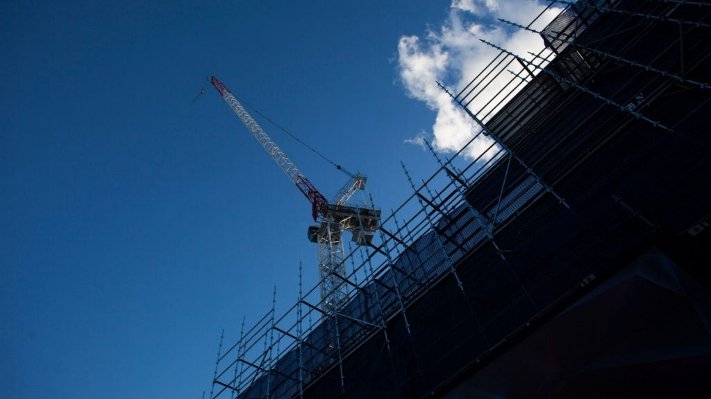 十月新屋审批量下降,住房开发管线持续收窄