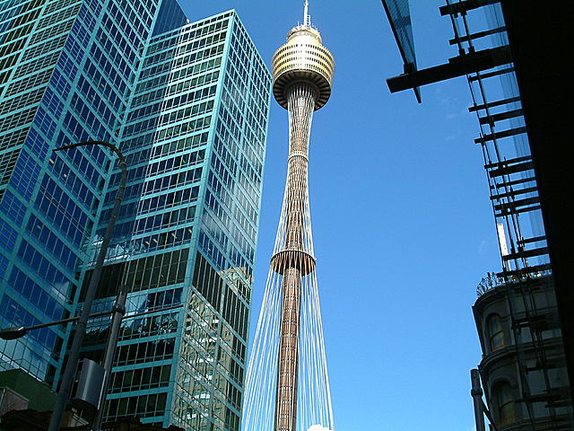 新州政府原则性批准规划战略,悉尼市中心楼高打破300米限制