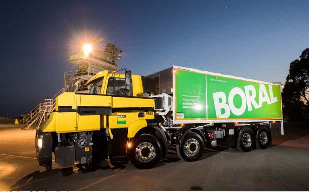 摩根士丹利:全澳最大建材提供商Boral剥离非核心资产后可大幅增值