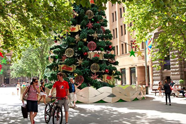 悉尼地区圣诞新年假期营业单位一览