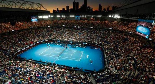 澳网宣布明年总奖金是7100万元,单打冠军只增加2万