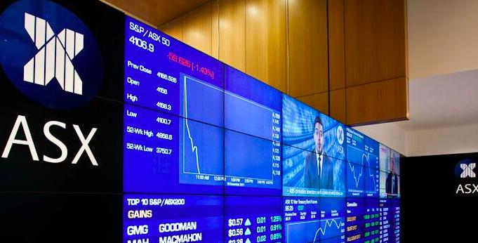 圣诞后澳股轻幅上扬 澳元冲上五个月高位