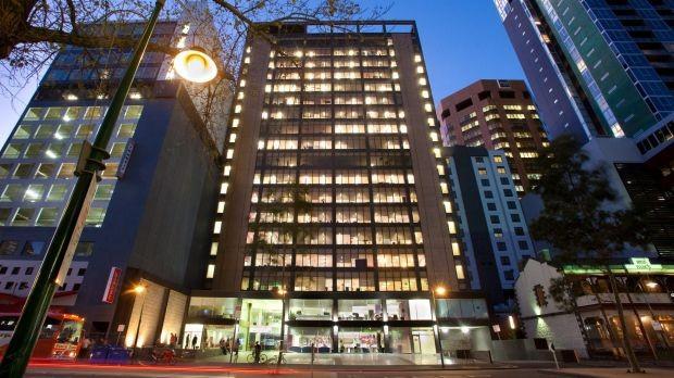 悉尼写字楼空置率上升,珀斯则进一步收窄
