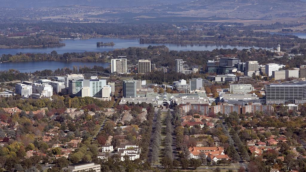 澳首府领地(ACT)十年房价涨幅最高的地区