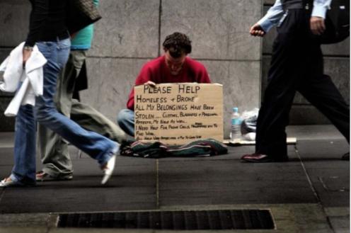 澳大利亚的穷人是怎样生活的?
