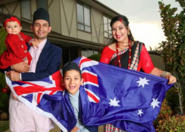 越来越多尼泊尔人定居澳洲! 2019年 尼泊尔移民比英国移民还要多