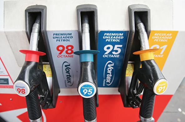 数据:墨尔本燃油价格远高于村镇