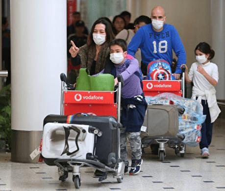 昆州1例确诊患者:曾搭乘墨尔本飞往黄金海岸TT566航班