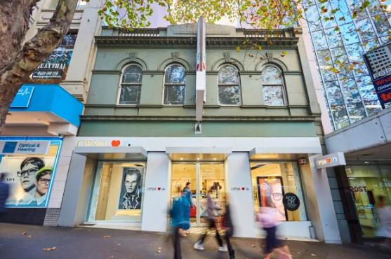 墨尔本Bourke街物业2250万出售,收益率低至2.6%
