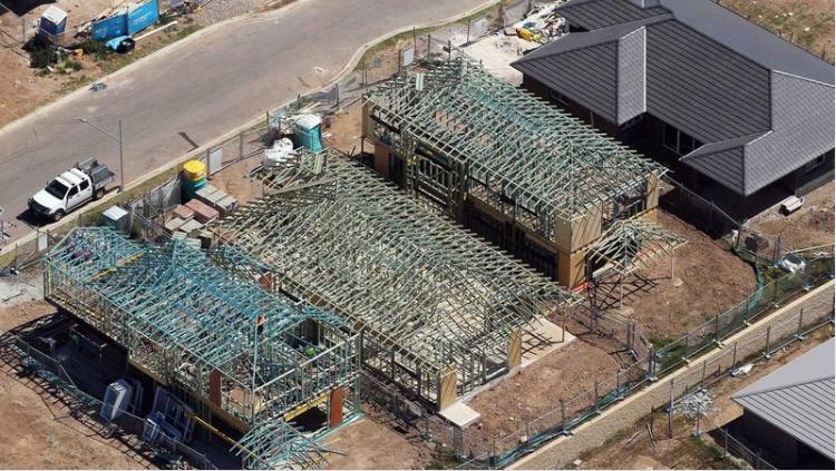 住房短缺迫在眉睫:新建住房项目降至五年最低水平