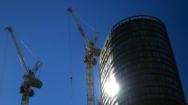 公寓推动建筑审批数量大幅回升
