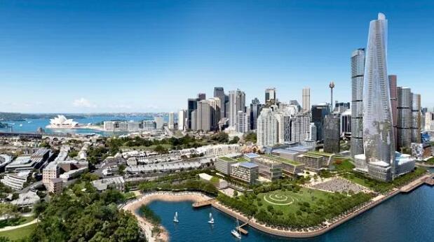 中国在澳开发热潮暂告段落