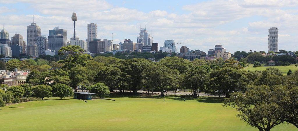 悉尼多位市长计划从开发商处拯救百年纪念公园