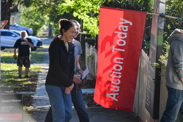 """1月澳大利亚自住房贷激增"""""""
