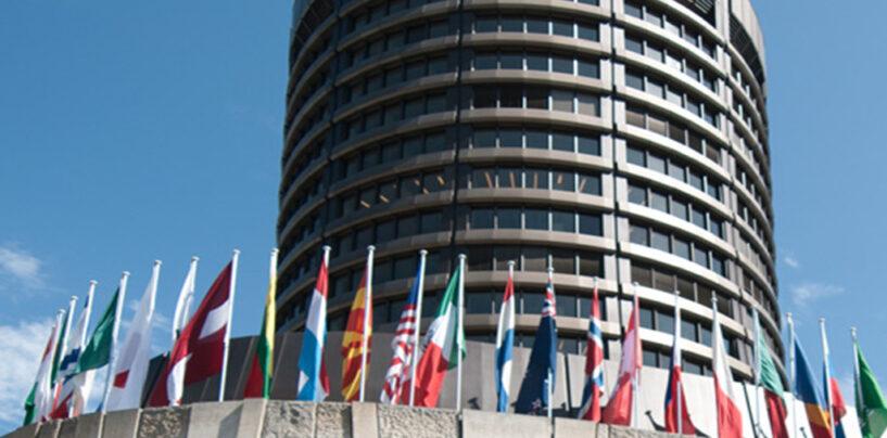 """国际清算行警告下一次金融危机将是""""绿天鹅"""""""