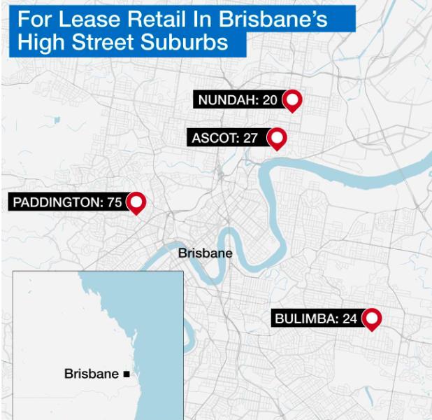 澳洲这些著名商业街遭重创!大批店铺关门求转租