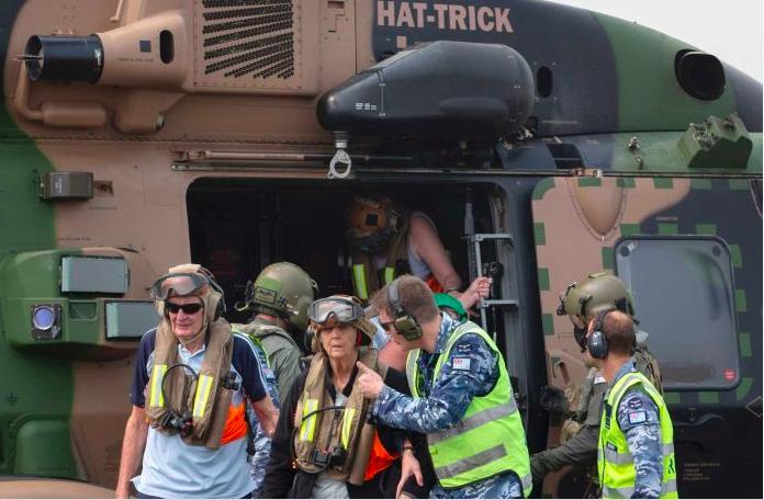 澳大利亚总理宣布:派3000预备役军人帮助火灾救援