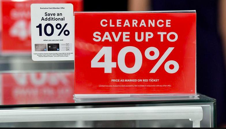 澳洲十一月份的网上零售额增长了62%