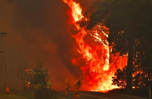 山火正冲击澳洲零售业 独立商销售额已下跌