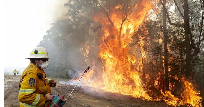 """澳洲林火火势加剧 """"灾难看不到尽头"""""""