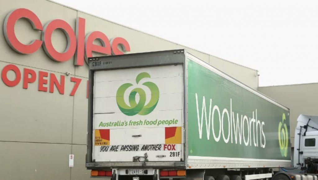 """020争抢中国市场,澳洲两大超市Coles和Woolworths接连发力"""""""