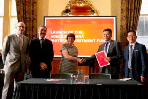 投4500万澳元!中国基金加速澳大利亚医疗研究成果转化
