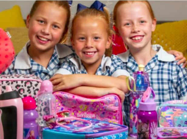 为了帮助孩子们融入学校 澳洲家长置办返校商品压力大