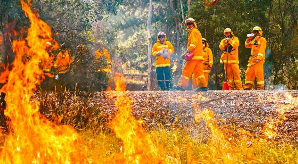 山火吓跑旅客 澳洲今年料将损失45亿澳元观光财
