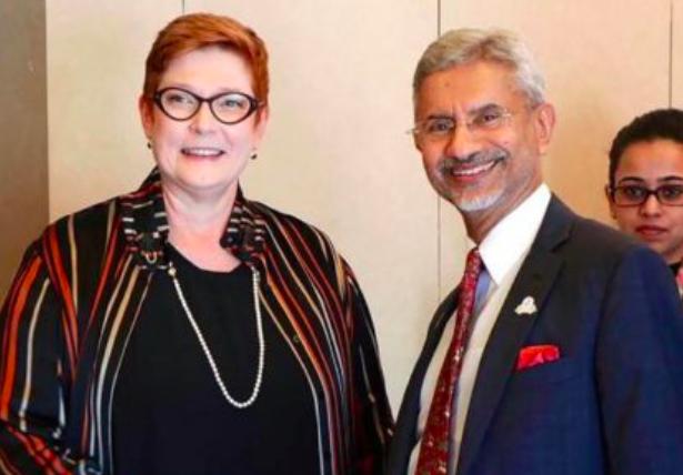 澳大利亚外长佩恩访问印度 欲进一步加强双边关系