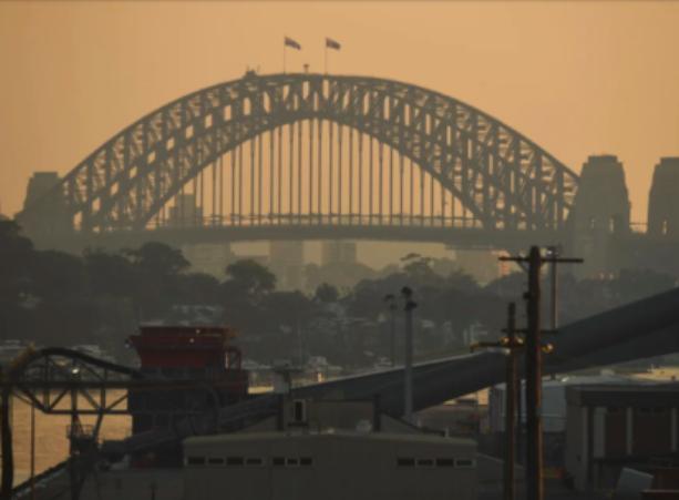 悉尼的蓝天白云去哪了?去年81天的空气质量很糟糕!