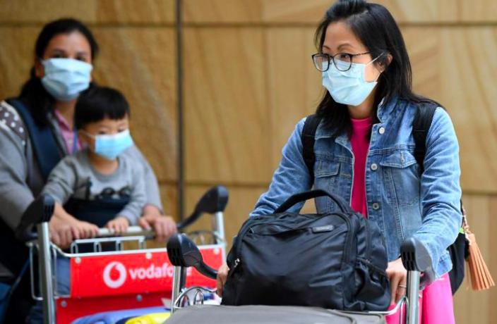 澳洲悉尼发现四例疑似武汉新型冠状病毒病例
