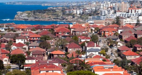 十年来悉尼房价 内城区翻番 其它区略涨