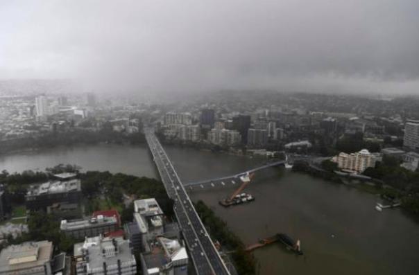 澳洲继续遭受暴雨袭击,或伴随雷雨,悉尼本周气温将飙升至40℃