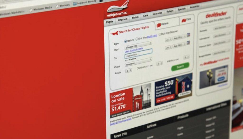 澳洲线上旅行订票网站评级遭下调 股价大跌