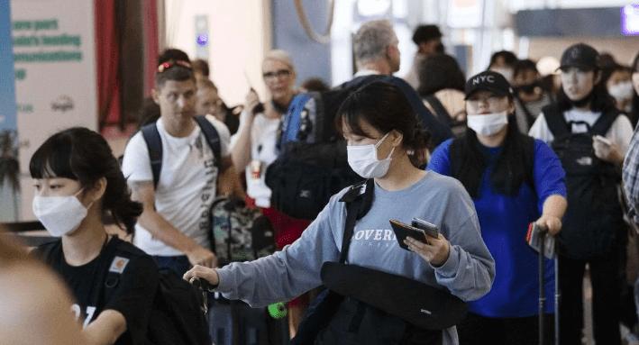 维州第三例!系四十多岁的中国女性公民,澳洲已累计达8例