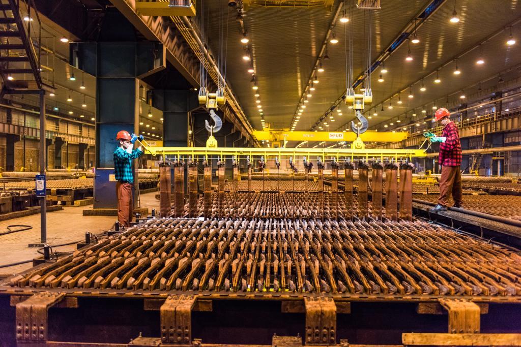 花旗银行:中美贸易关系回温将促进铜价上涨