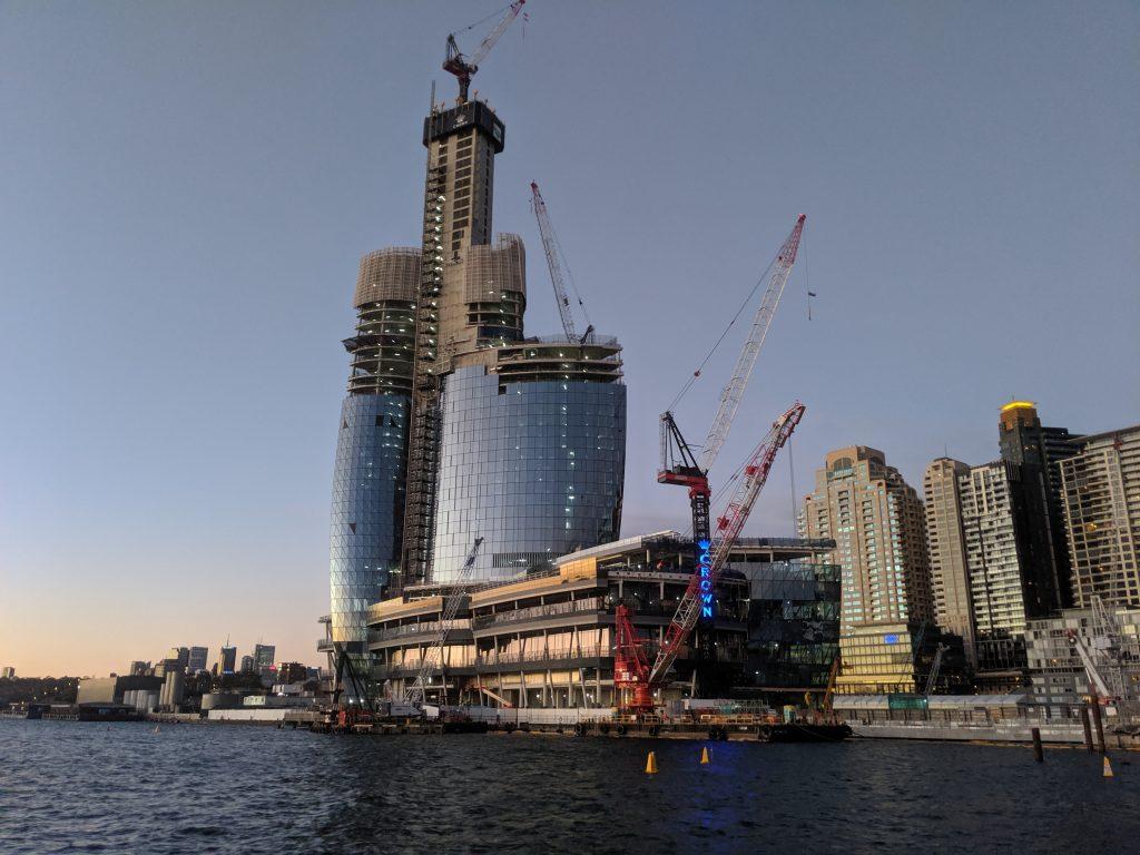 打碎牙齿和血吞?皇冠强调悉尼新赌场没问题!
